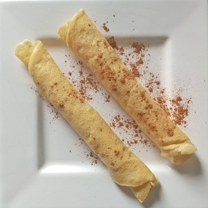 Almond Crepes